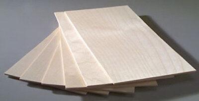 Midwest Birch Plywood Sheet 1/16 x 6 x 12  (6) 5122