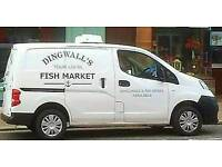 NV200 Nissan Refrigerated Van