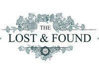 Part time Bar Back Required for The Lost & Found