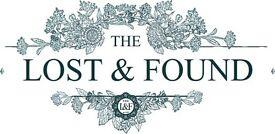 Chef de Partie - The Lost & Found