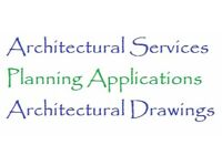 Architectural services/drawings/Architect/planning application/loft/extensions/construction