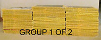 228 issues of National Geographic from 1972-2012