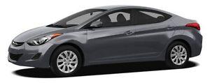 2011 Hyundai Elantra GLS - $106.16 B/W