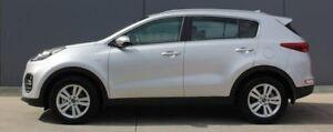 2017 Kia Sportage QL MY17 Si AWD Silver 6 Speed Sports Automatic Wagon