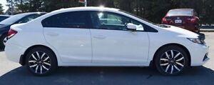 2013 Honda Civic Touring Sedan