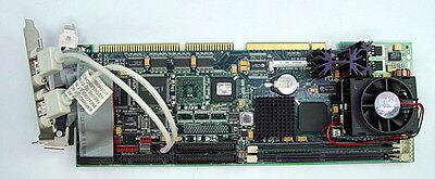 Industrial Computer Source Sb686cbx Single Board Sbc 32mb Ram Rev A 128mb