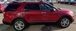 2015 Ford Explorer Limited AWD LOADED 7 PASSENGER