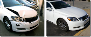 AFFORDABLE AUTO BODY REPAIR AND  PAINT CARS BIKES ETC..