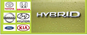 Hybrid Battery Reconditioned