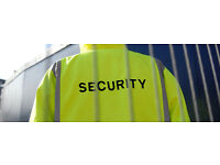 SIA Security Guards £10/hour FULL TIME FLEXIBLE