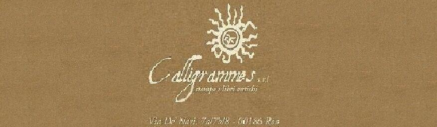Libreria Antiquaria Calligrammes