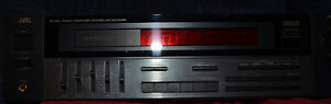 Complete JVC Stereo System with Speakers for Sale