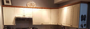 Cabinet door fronts and drawers