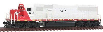 N Gauge - Atlas Diesel Locomotive SD60 Cefx Leasing with DCC 49139 Neu for sale  Shipping to Ireland