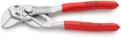 Knipex 8603125 5-inch Pliers Wrench