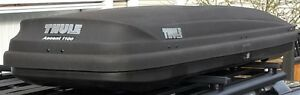 Thule Ascent1100 boite toit burger roof top cargo