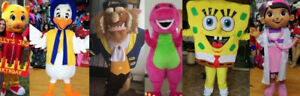 Costume Rentals & Mascot Visits for your Party Needs!