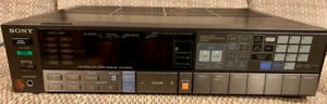 SONY STR-AV570 AM/FM STEREO RECEIVER (VINTAGE)