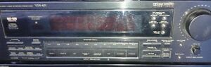 Great ! Amplifier dual tape decks, 8 track and tape, 5 disc cd