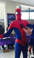 --SPIDERMAN-- Available for Bookings!!