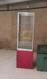 RETAIL GLASS DISPLAY CABINET UNIT