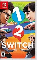 1 2 switch - will trade for bomberman