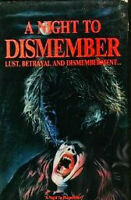 Searching for rare horror movies on VHS