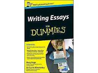 essay stuff for gumtree writing essays for dummies