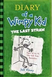 livres DIARY OF A WIMPY KID 1-2-3-