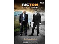 BIG TOM & THE MAINLINERS - A CELEBRATION DVD - BRAND NEW!!