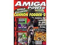 Amiga Power Magazines Wanted