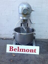 Hobart 20QT Bench Top Planetary Mixer with bowl and three tools