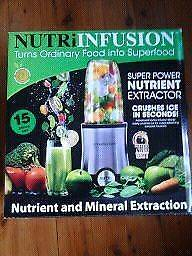 NUTRi INFUSION Nutrient Extractor Lilyfield Leichhardt Area Preview