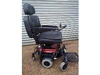 Shoprider Midwheel Powerchair Wheelchair