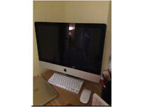 "***APPLE IMAC 21.5"" LATE 2009**"