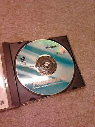 Microsoft Publisher  98  disk