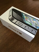Mint Condition IPhone 4S 32GB - Original Box