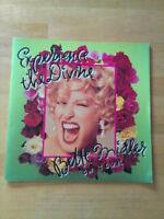 Official 1993 Bette Midler Experience The Divine Program