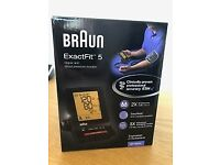 Braun Blood Pressure Monitor