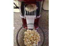 Popcorn maker machine- Brand new unused