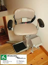 Stair Lift / Chair lift - Bruno SRE-2750 & SRE-2010 Elite Cambridge Kitchener Area image 2