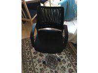 Office chair desk chair black