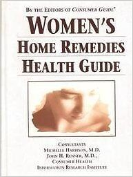 Women's Home Remedies Health Guide REDUCED