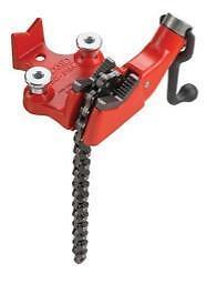 Ridgid®- Vise - Top Screw Bench Chain Vise BC210