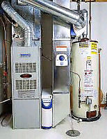 Best price furnace/AC /hot water tank repair or replacement