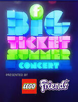 Family Channel Big Ticket Summer Concert Mon, Aug 17 2015
