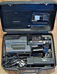 **£65** Panasonic VW-SHM5E Camcorder in Hard Case