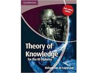 Theory of Knowledge for the International Baccalaureate Diploma