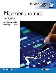 Macroeconomics books ebay macroeconomics hubbard fandeluxe Images