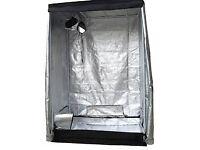 Hydroponic Grow Tent & 600w light bundle Ex Cond